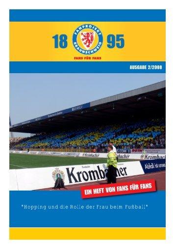 Heft 02: Bayern München II - FanPresse Braunschweig