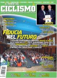 FIDUCIA NEL FUTURO - Federazione Ciclistica Italiana