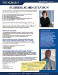CAREERS IN BUSINESS - Herzing University - Page 4