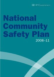 nationalCommunitySafetyPlan200811 - Staffordshire County Council