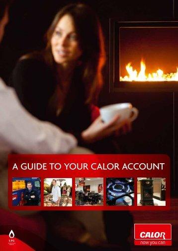 Dealer Welcome Pack - Calor Gas