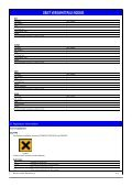 safety data sheet objet verowhiteplus rgd835 - Laser Lines Ltd. - Page 6