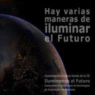 Comentarios al Libro Verde - Publicación en PDF - Starlight Initiative