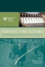 fueling the future - Woodrow Wilson International Center for Scholars