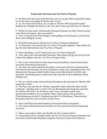 how to get visa waiver program