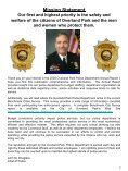 OP Police Department Annual Report - City of Overland Park - Page 3