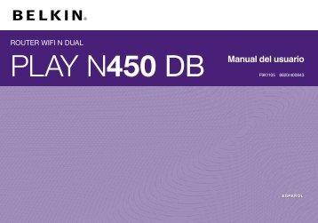PLAY N450 DB