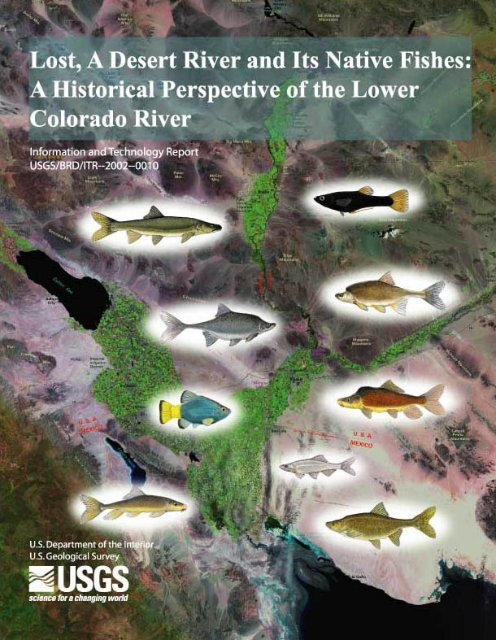 Lost, A Desert River and its Native Fishes - Sierra Club