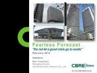 Fearless Forecast 2012 - CBRE Vietnam