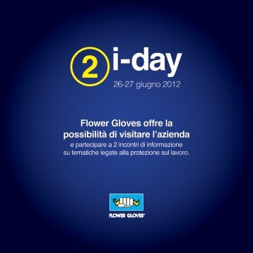 Programma - Flower Gloves