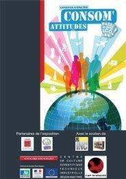 dossier présentation Consom'Attitudes.indd - Cap Sciences