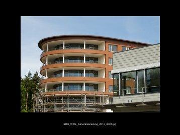Generalsanierung des Klinikums - Wald-Klinikum Gera