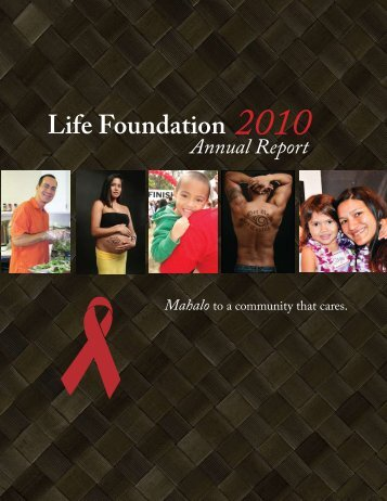 Life Foundation 2010