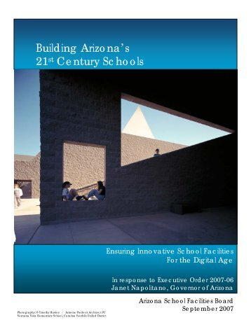 Building 21st Century Schools - School Facilities Board