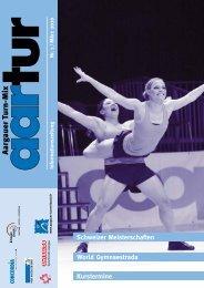 Ausgabe 01_2010 - Aargauer Turnverband