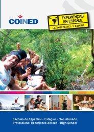 Escolas de Espanhol - Estágios - Voluntariado ... - Coined