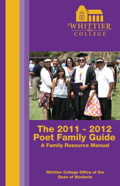 Family Weekend - Whittier College