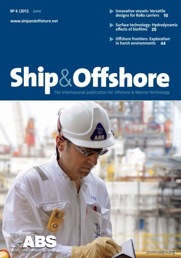 The international publication for Offshore & Marine ... - Ship & Offshore