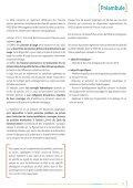 Règlement - (SAGE) du bassin de l'Huisne - Page 5