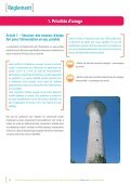 Règlement - (SAGE) du bassin de l'Huisne - Page 6
