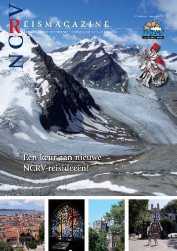 Een keur aan nieuwe NCRV-reisideeën! - Publi House Publishers B.v.