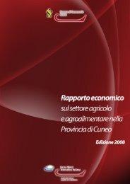 Rapporto economico sul settore agricolo e agroalimentare nella
