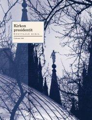 Kirkon presidentit Opettajan kirja - The Church of Jesus Christ of ...