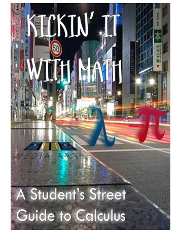 Student made calculus book
