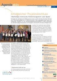 Agendaaktiv - Landesarbeitsgemeinschaft Agenda 21 NRW e.V.