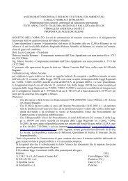 1 ASSESSORATO REGIONALE DEI BENI CULTURALI ED ...