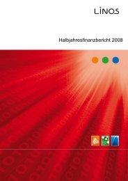 Halbjahresfinanzbericht 2008