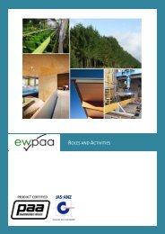 EWPAA Roles and Activities - Engineered Wood Products ...