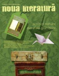 numărul 13 pdf - Noua literatura