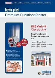 Prosp-K85 Vario 8 CL-10-12 - Bewa-Plast