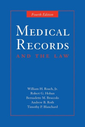 Hcr220 checkpoint medical records documnetation and