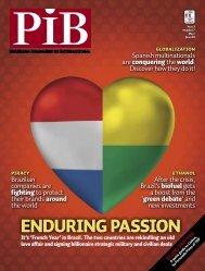 ENDURING PASSION - Revista PIB
