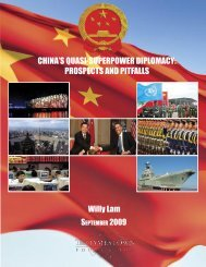 CHINA'S QUASI-SUPERPOWER DIPLOMACY - OVSCLUB