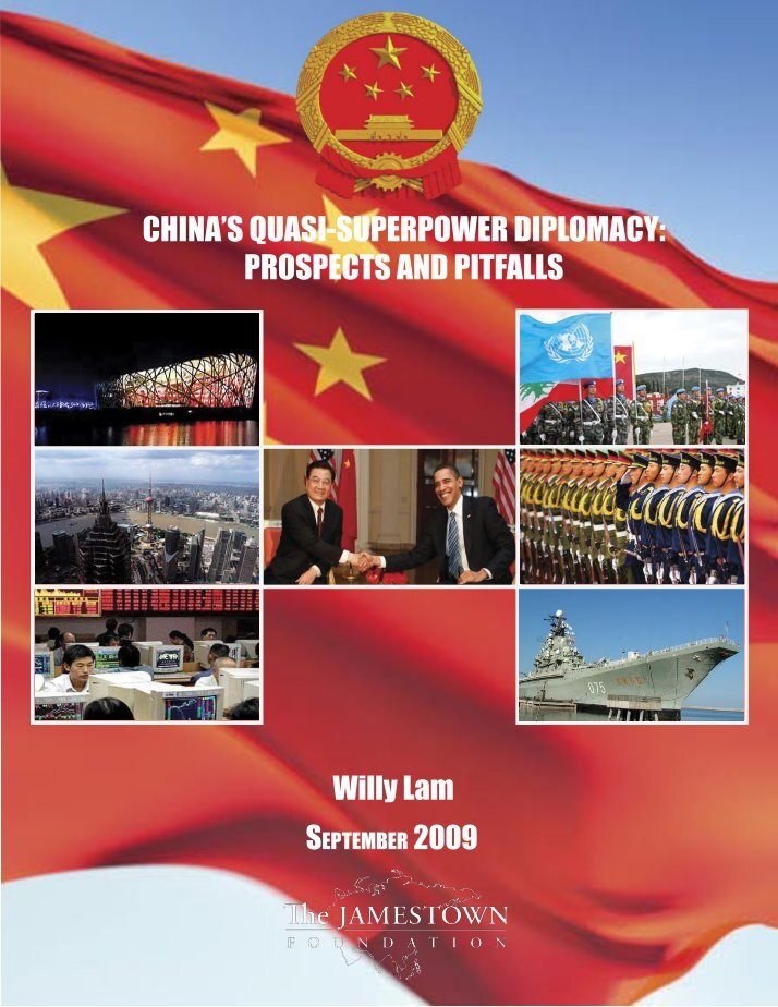 analysis of china as a superpower Is china the next superpower  at best china will be an economic superpower and it will take place as one of  geopolitical analysis.