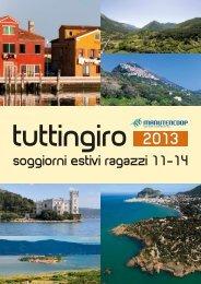 Brochure Campi Estivi - Manutencoop