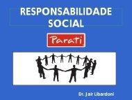 RESPONSABILIDADE SOCIAL - Fiesc
