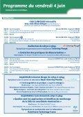 Programme du samedi 5 juin - Mapar - Page 5