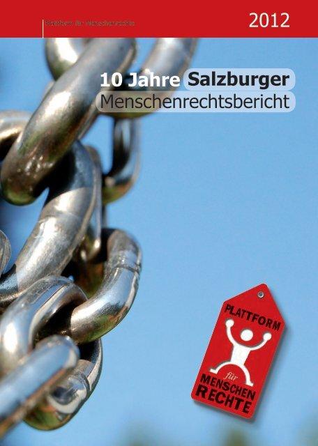 Salzburger - Plattform für Menschenrechte Salzburg