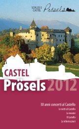 2012 - Schloss Prösels