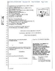 Case 2:09-cv-01533-R-JEM Document 129 Filed 10/19/2009 Page ...