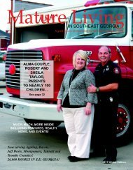 page 1 - Mature Living in the Southeast
