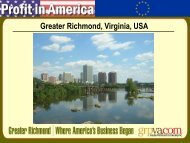 Greater Richmond, Virginia, USA