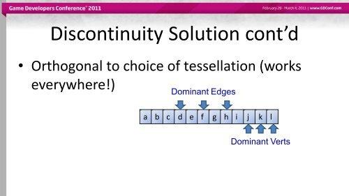 Tessellation on Any Budget - NVIDIA