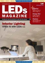 Interior Lighting - Beriled