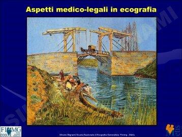 Ecografia Generalista Medicina Legale - Dott ... - Sito web MIEI