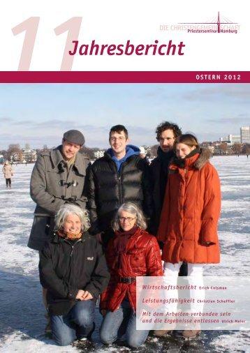 Jahresbericht 11 - Priesterseminar Hamburg